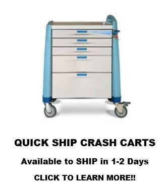 QUICK SHIP CRASH CARTS