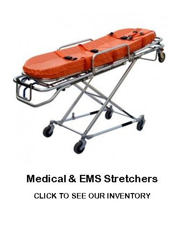 Medical and EMS Stretchers